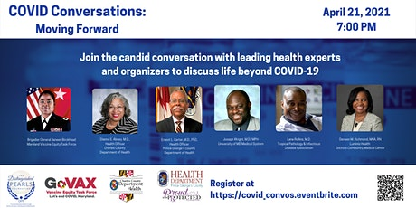 COVID Conversations: Moving Forward tickets