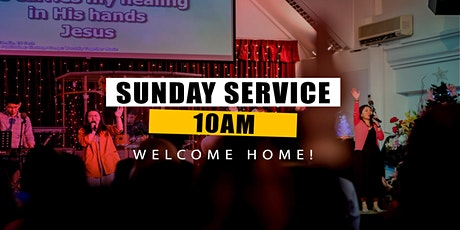 Sunday Service 25 April 2021 tickets