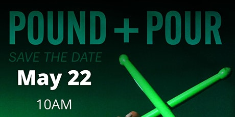 POUND + POUR @ 2C Family Brewing Company tickets