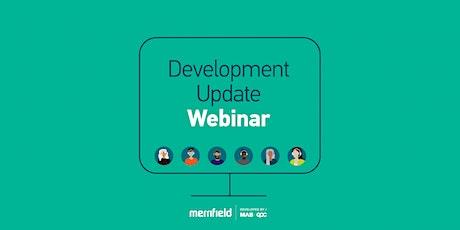 Merrifield Development Update May 2021 tickets