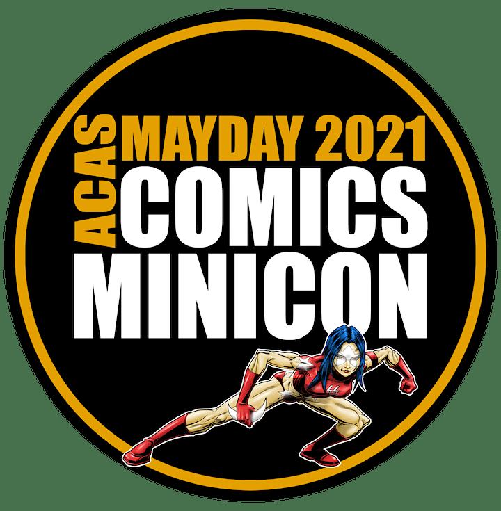 ACAS MAYDAY 2021 COMICS MINICON image