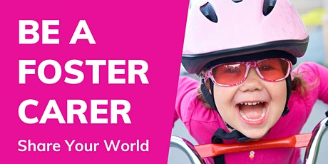 Live Foster Care Information Webinar - VIC tickets