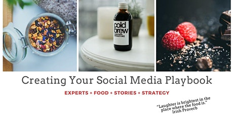 Creating Your Social Media Playbook tickets