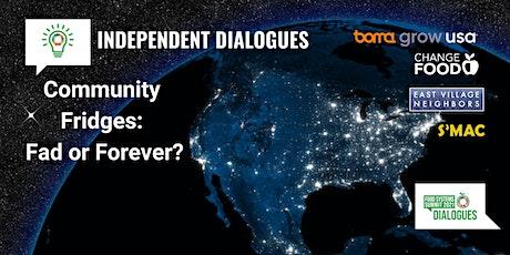 UN Dialogue - Community Fridges: Fad or Forever? tickets