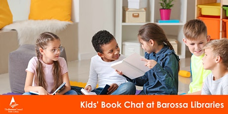 Barossa Libraries Kids' Book Chat - Tanunda tickets