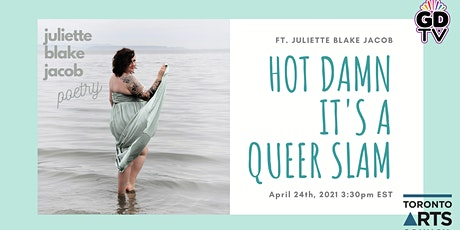 Poetry Slam ft. Juliette Blake Jacob tickets