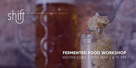 Fermented Food tickets