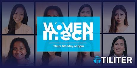 The female lead: celebrating women in Tech tickets