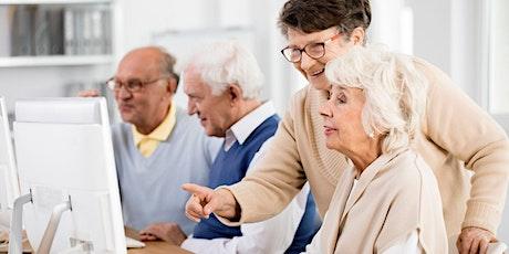 Tech Savvy Seniors: Sharing Photos Online tickets