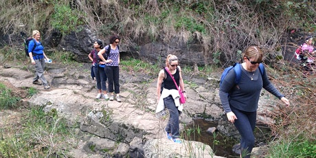 Wednesday Walks for Women - Morialta Third Falls 19th of May tickets