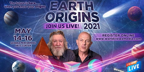 Earth Origins 2021  Sedona May14-16th, 2021 tickets