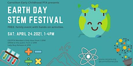 Earth STEM Festival tickets