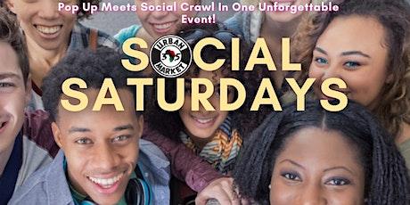 Social Saturdays - Pop Up Shop tickets