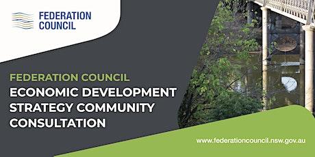 Howlong Economic Development Community Workshop tickets