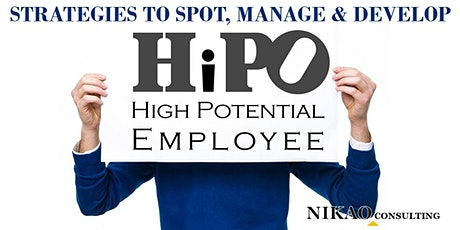 High Potential Strategies - How to Sport, Manage & Develop HIPOs tickets