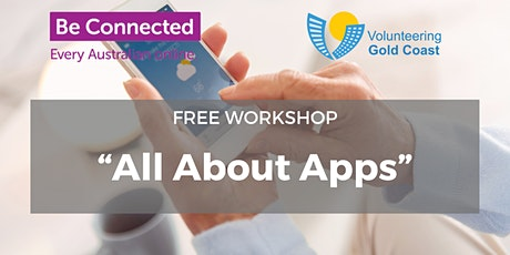 """FREE WORKSHOP """"All About Apps"""" tickets"""