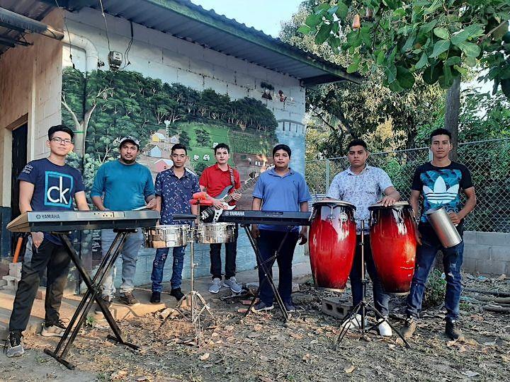 Concierto Solidario: Festival Juvenil de Música Salvadoreña image