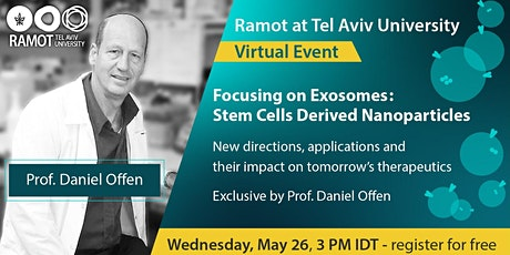 Virtual Event Focusing on Exosomes- Stem Cells Derived Nanoparticles tickets