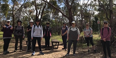 Weekend Walks for Women -  Cox Scrub 22nd of May tickets