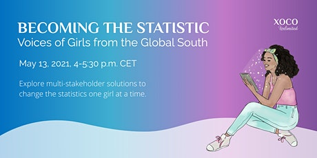 Becoming the Statistic: Voices of Girls from the Global South tickets