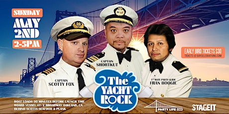 YACHT ROCK FEATURING DJ SHORKUT & SCOTTY FOX tickets