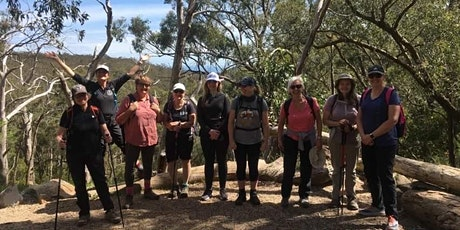 Wednesday Walks for Women - Belair Waterfall Hike 26th of May tickets