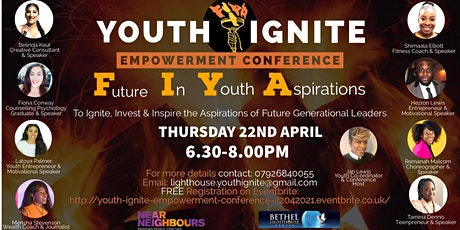Youth Ignite Empowerment Conference tickets