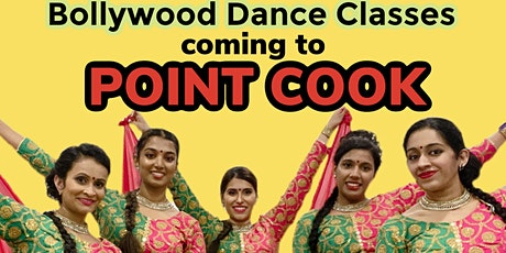 Free Point Cook Bollywood Dance Class tickets