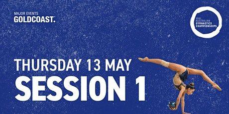 Day 1: Session 1 - 2021 Australian Gymnastics Championships tickets