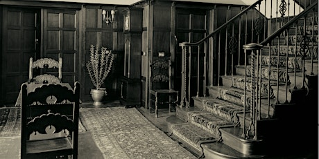 Guest Speakers: Interior decoration in the 1920s and '30s tickets