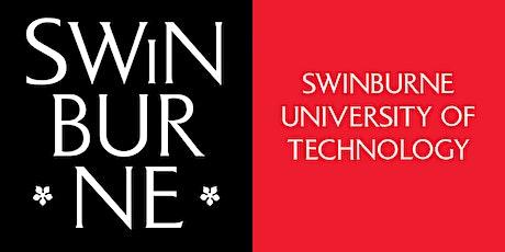 Swinburne  Conference tickets