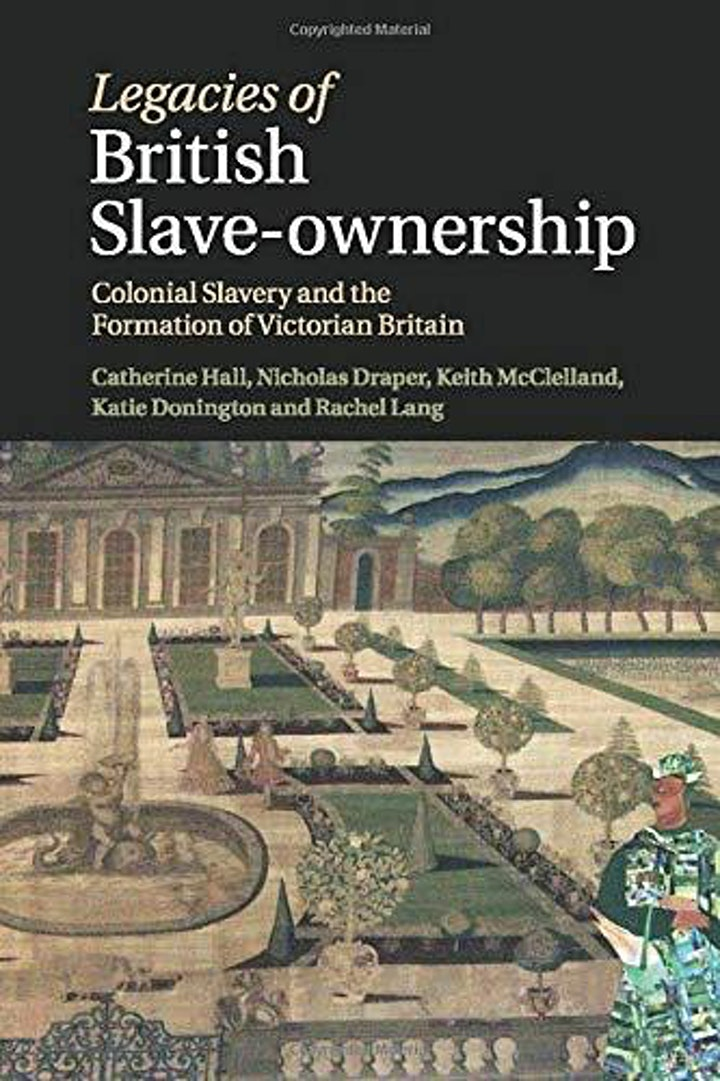 British slave owners, tracking the money and the stories of the enslaved image