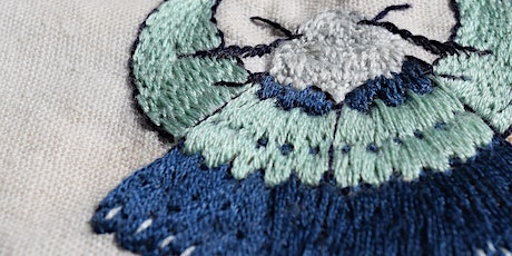 Botanic Stitches with Sophie G Nixon - Mt Flora Artist in Residence tickets