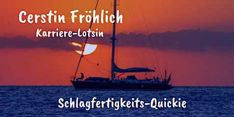 Schlagfertigkeits-Quickie Tickets