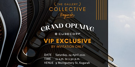 KOGARAH THE GALLERY DISPLAY LAUNCH EVENT tickets