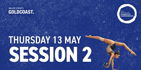 Day 1: Session 2 - 2021 Australian Gymnastics Championships tickets