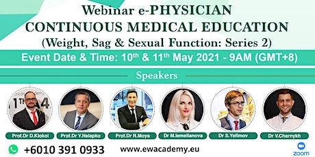 e-Physician Continuous Medical Education (e-PCME) biglietti