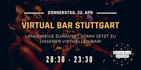 Virtual Bar - Social Club Stuttgart Tickets