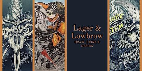 Latte & Lowbrow - Parkhouse @ Kibble Gosford tickets