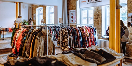 Printemps Vintage Kilo Pop Up Store • Lille • Vinokilo billets