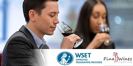 WSET LEVEL 1 WINE COURSE SINGAPORE (English) tickets