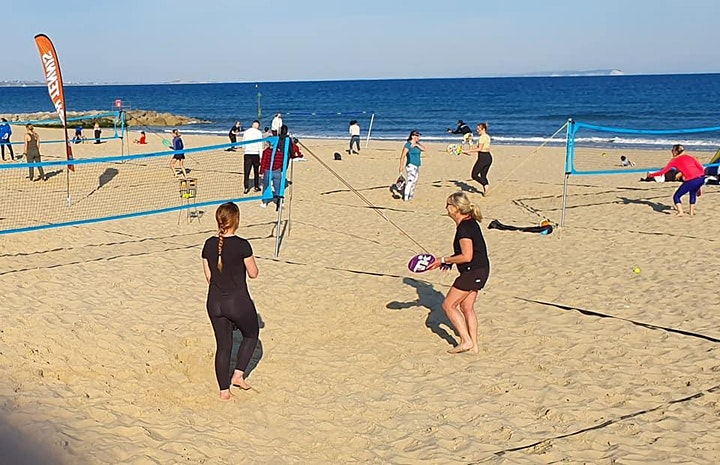 Beach Tennis Poole - Wednesday evening All Play sessions image