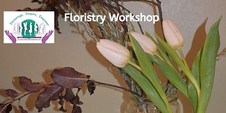 Flower Arranging with Motherwell Cheshire tickets