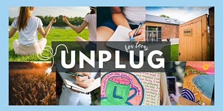 Unplug - Teen Creativity &  Mindfulness Retreat tickets