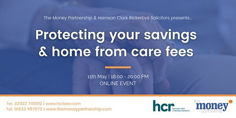 Protecting your savings & home from care fees tickets