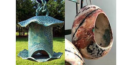 Ceramic Bird Feeders tickets