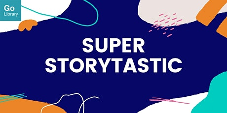 Super Storytastic for 7-10 years old @ Woodlands Regional Library tickets