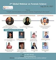 2nd Global webinar on Forensic Science tickets