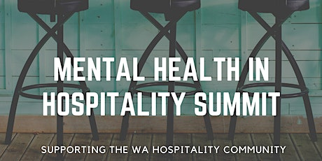 Mental Health in Hospitality Summit tickets