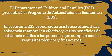 Department of Children and Families - Presentación en Español entradas